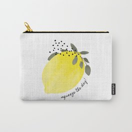 Squeeze the day! Carry-All Pouch