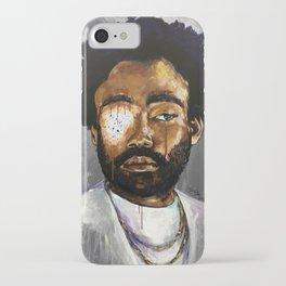 Naturally Gambino iPhone Case