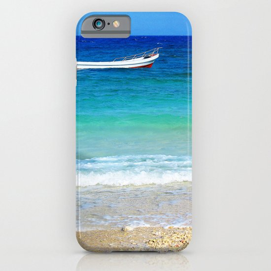 From South sea island, Fiji iPhone & iPod Case