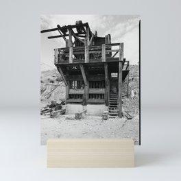 Lost Horse Gold Mill Mini Art Print