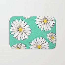 Daisies Bath Mat