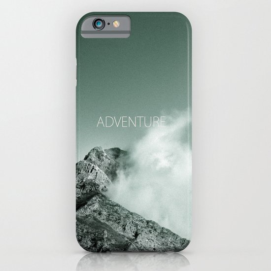 """""""Adventure at the mountain"""" iPhone & iPod Case"""