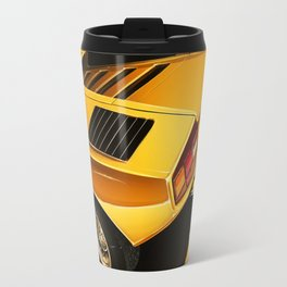 1974 Lamborghini Countach LP400 Travel Mug