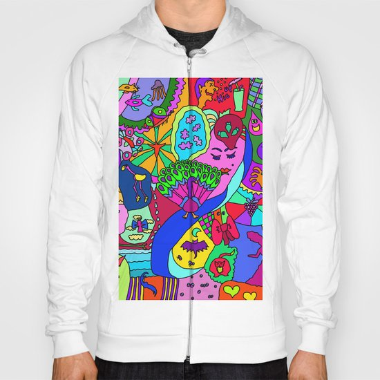 Abstract 27 Hoody