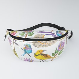 Wild Africa #1 Fanny Pack