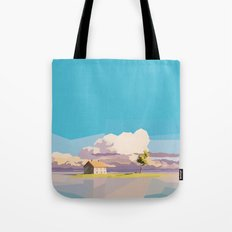 One Way Ride Tote Bag