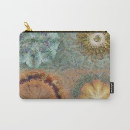 Unmorosely Rhythm Flower  ID:16165-030413-53640 Carry-All Pouch