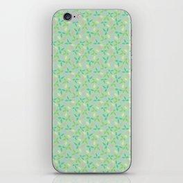 Whimsical Leaves iPhone Skin