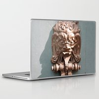 lions Laptop & iPad Skins featuring Lions Head by For the easily distracted...
