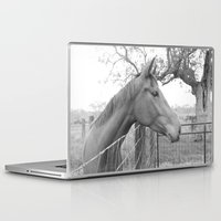 t rex Laptop & iPad Skins featuring T-Rex by NatalieLynn