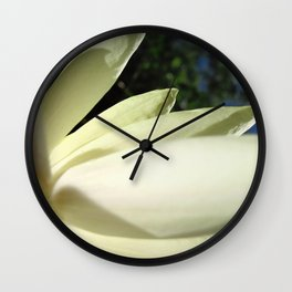 A Different Perspective - Lily Wall Clock