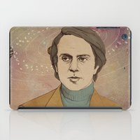 sagan iPad Cases featuring Billions upon billions by Heather Brennan