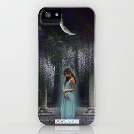 The High Priestess iPhone Case