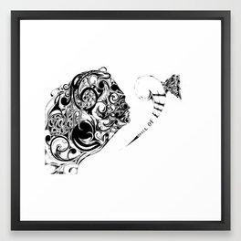 Slice of Life - Alex Close Framed Art Print