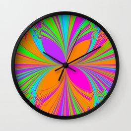 Flutterby Wall Clock