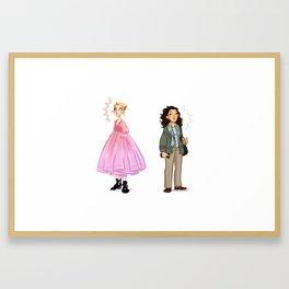 Killing Eve Framed Art Print