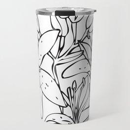 Day Lilies #2 Travel Mug