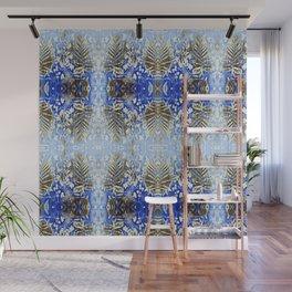 Blue Haze Wall Mural