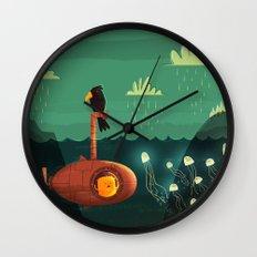 Submarine Wall Clock