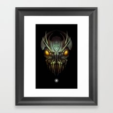Xenos - Explorator Framed Art Print
