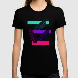 Neon Banana Leaves #society6 #tropical T-shirt