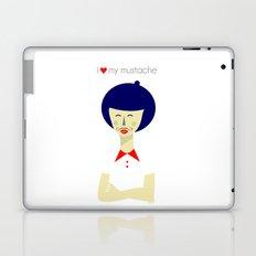 I love my Mustache Laptop & iPad Skin