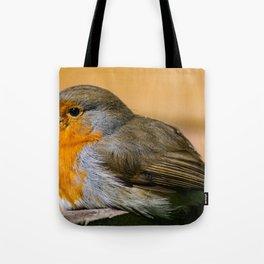 Robin Red Breast Tote Bag