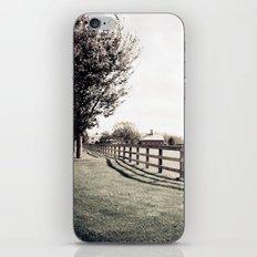 Pastureland  iPhone & iPod Skin