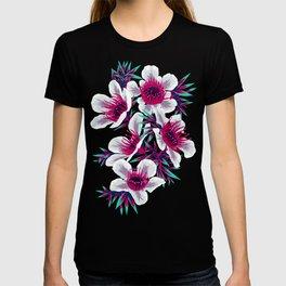 Manuka Floral Print -  Light T-shirt
