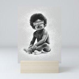 Ready to Die Biggie Smalls Mini Art Print
