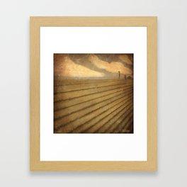 Farmland Dream Framed Art Print