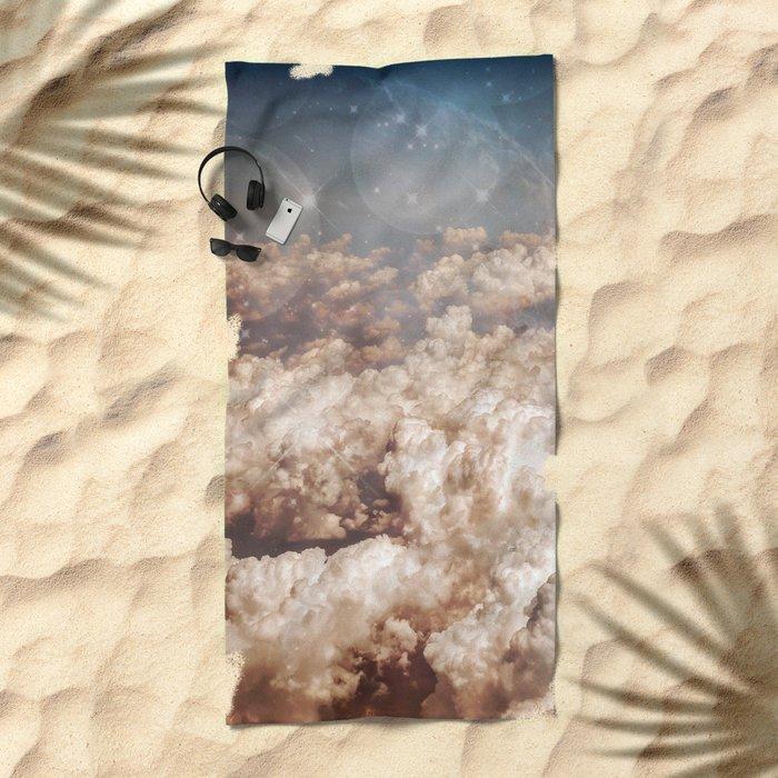 The Dream Factory  Beach Towel
