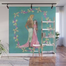 Sweet Nectar of Love Wall Mural