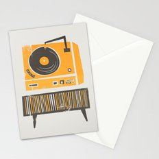 Vinyl Deck Stationery Cards