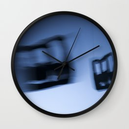 Metropolitan Alice 3 Wall Clock