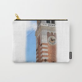 The tower bell of Aviano (Italy) Carry-All Pouch