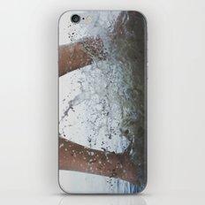 Half iPhone & iPod Skin
