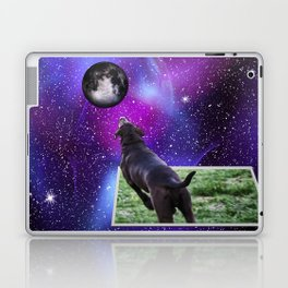 Reaching For The Moon Laptop & iPad Skin