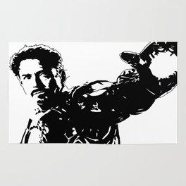 Iron Man - Robert Downey Jr Rug
