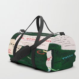 Ms. 20 Something Duffle Bag