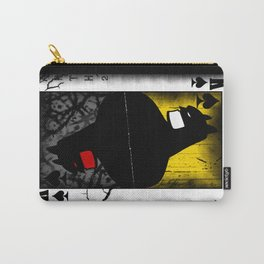 Parallel Knights Carry-All Pouch
