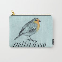 Pettirosso Carry-All Pouch