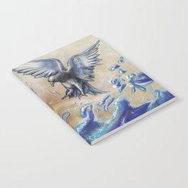 Eel vs. Pigeon Notebook
