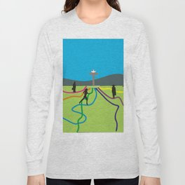 Many Paths to Jesus Long Sleeve T-shirt