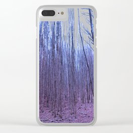 Trees of Olympus Clear iPhone Case