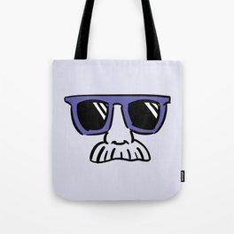Too Cool (blue violet) Tote Bag