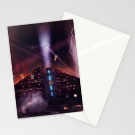 Andover Esate, Blade Runner Style Stationery Cards