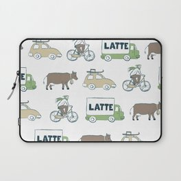 Winter Holidays Laptop Sleeve
