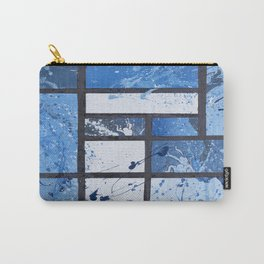 Movin with Pollock, Mondrian & Haring  Carry-All Pouch