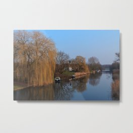 Spring In Holland Metal Print